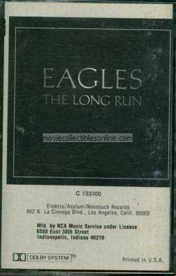The Long Run Cassette